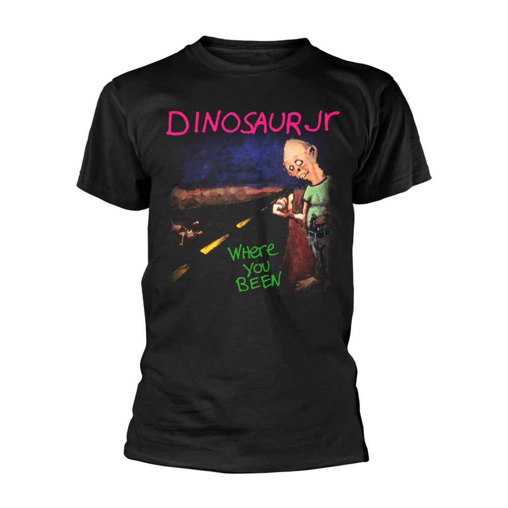 Dinosaur Jr - Where You Been (Black)