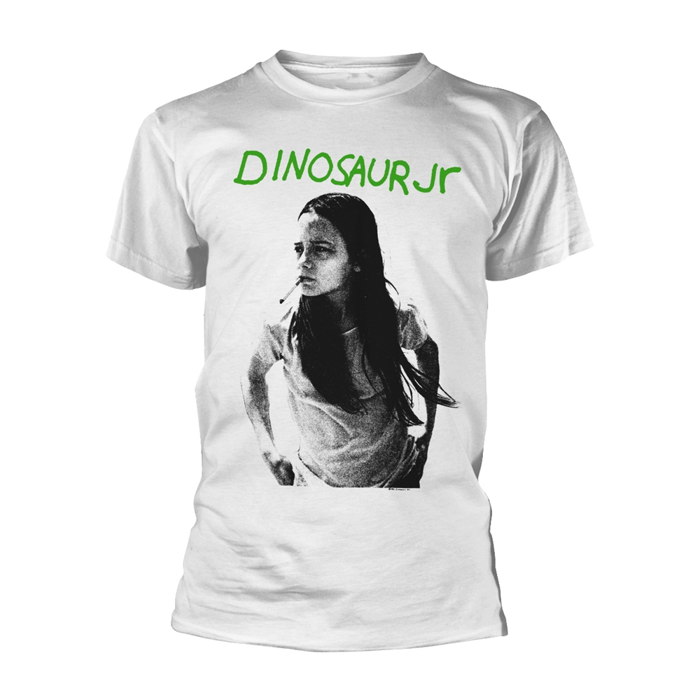 Dinosaur Jr - Green Mind (White)