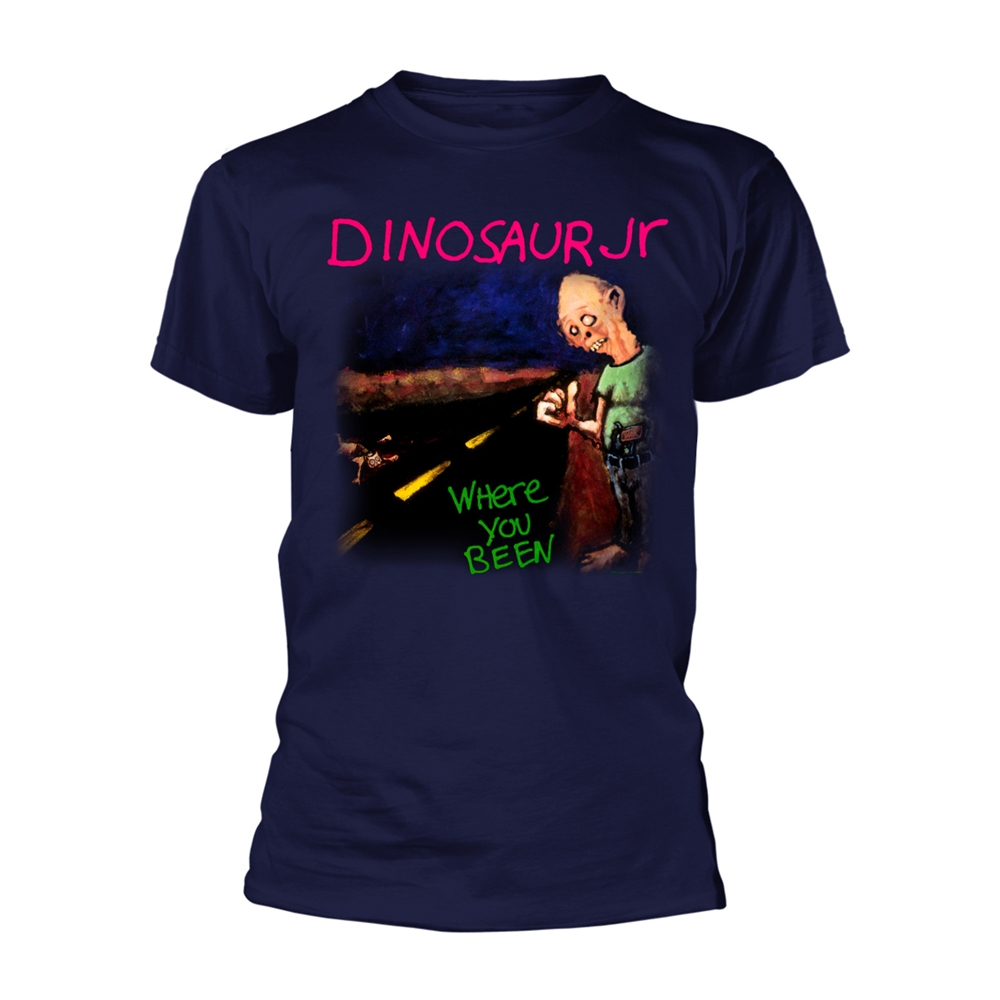 Dinosaur Jr - Where You Been (Purple)