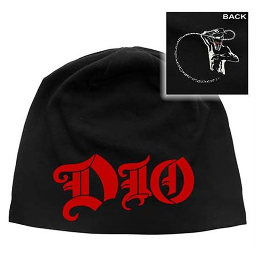 Dio - Logo/Murray (Black)