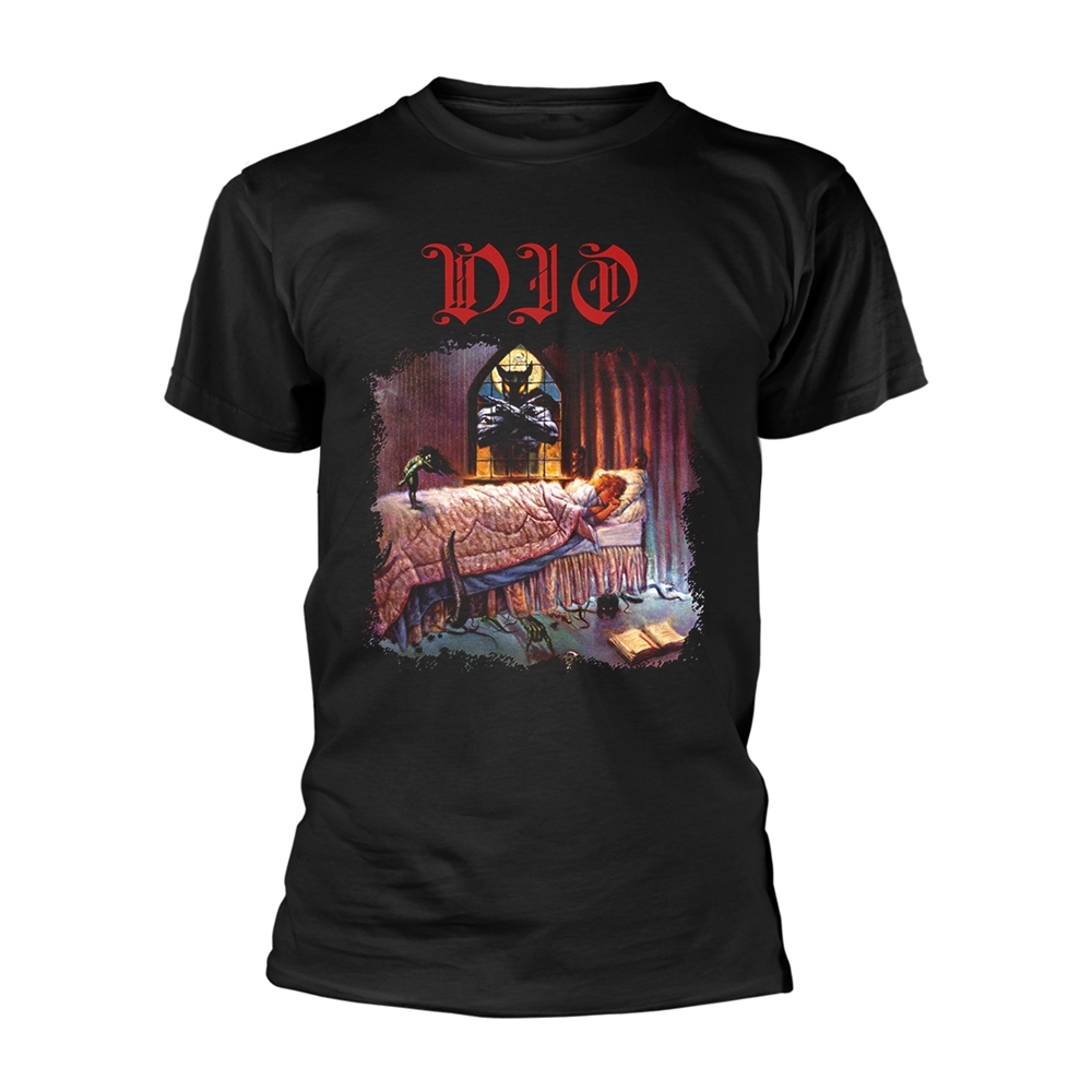 Dio - Holy Diver Black T-Shirt