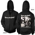 Discharge : USA Import Hoodie