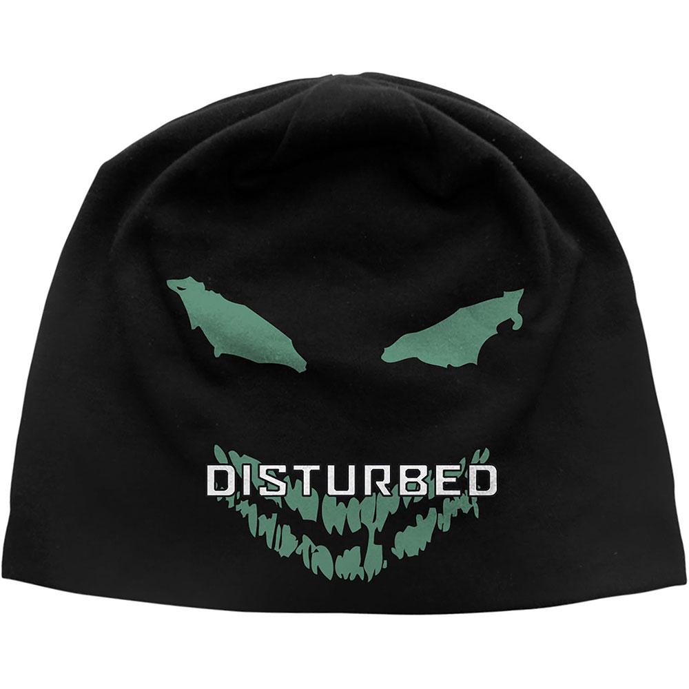 Disturbed - Face (Beanie Hat)