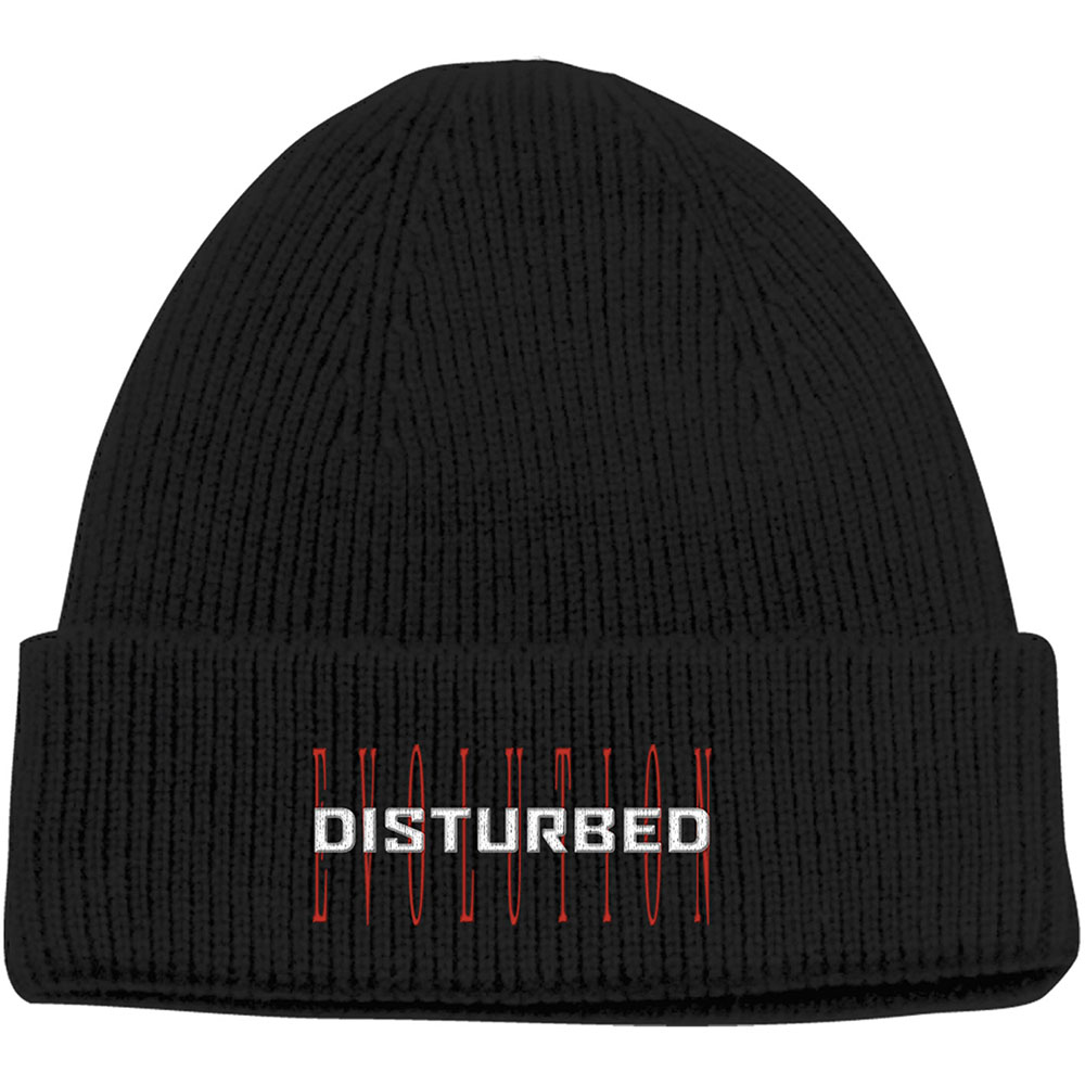 Disturbed - Evolution (Beanie Hat)