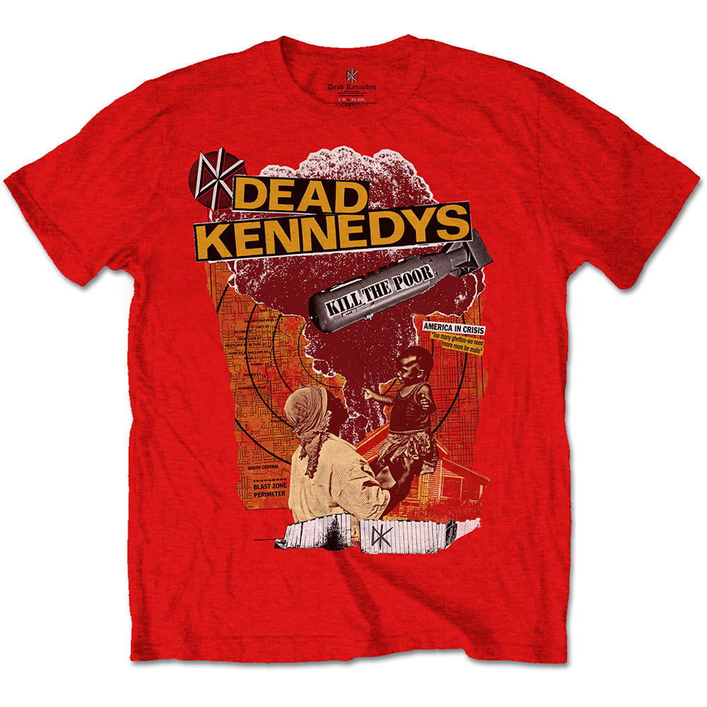 Dead Kennedys - Kill The Poor Tee