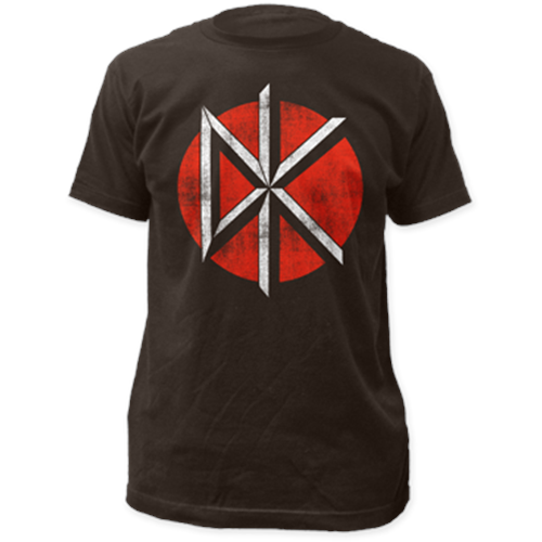 Dead Kennedys - Distressed Logo (Coal)