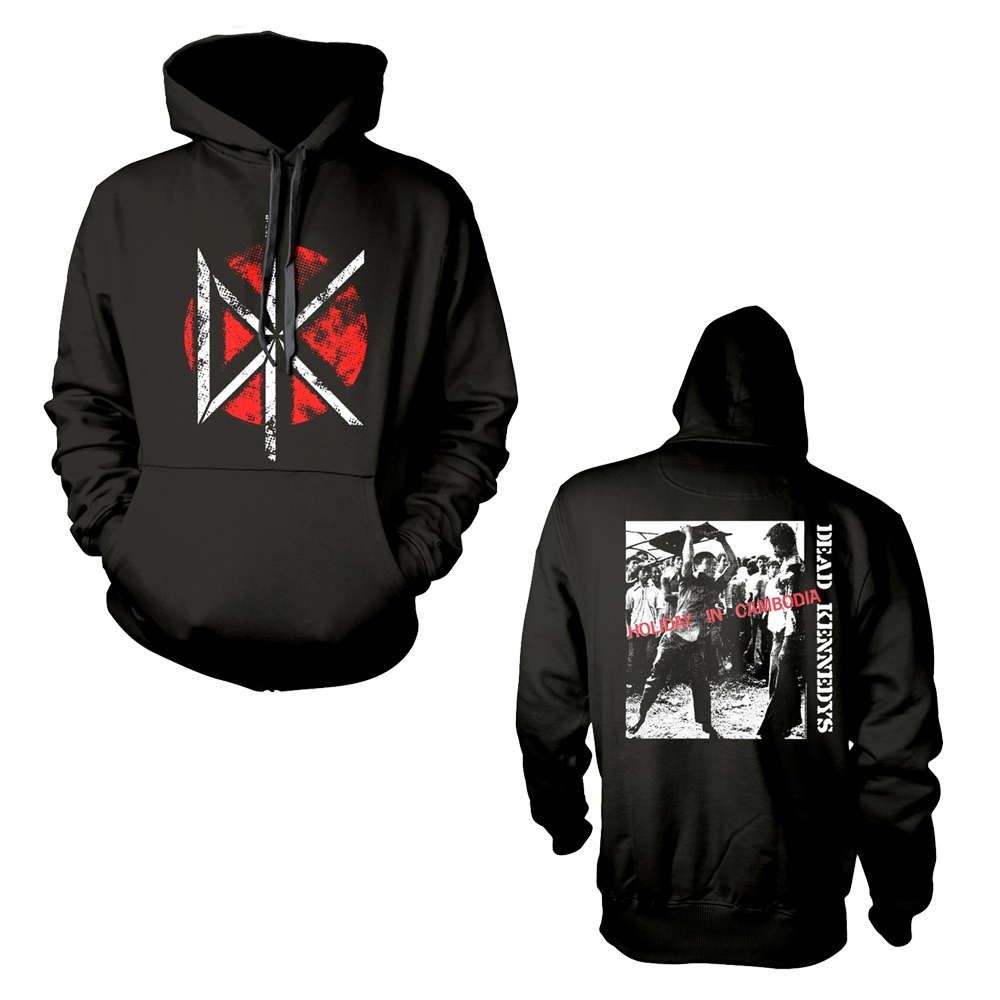 Dead Kennedys - Holiday In Cambodia (Hoodie)