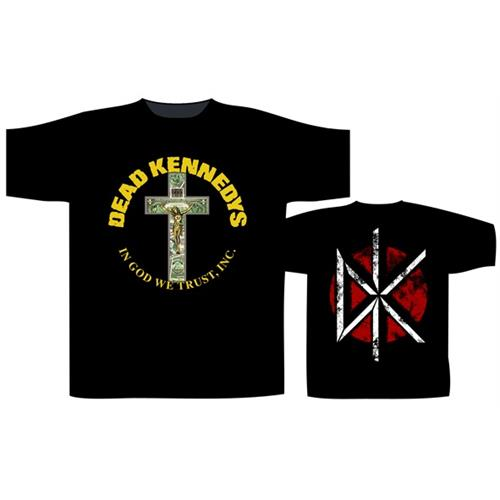 Dead Kennedys - In God We Trust (Black)