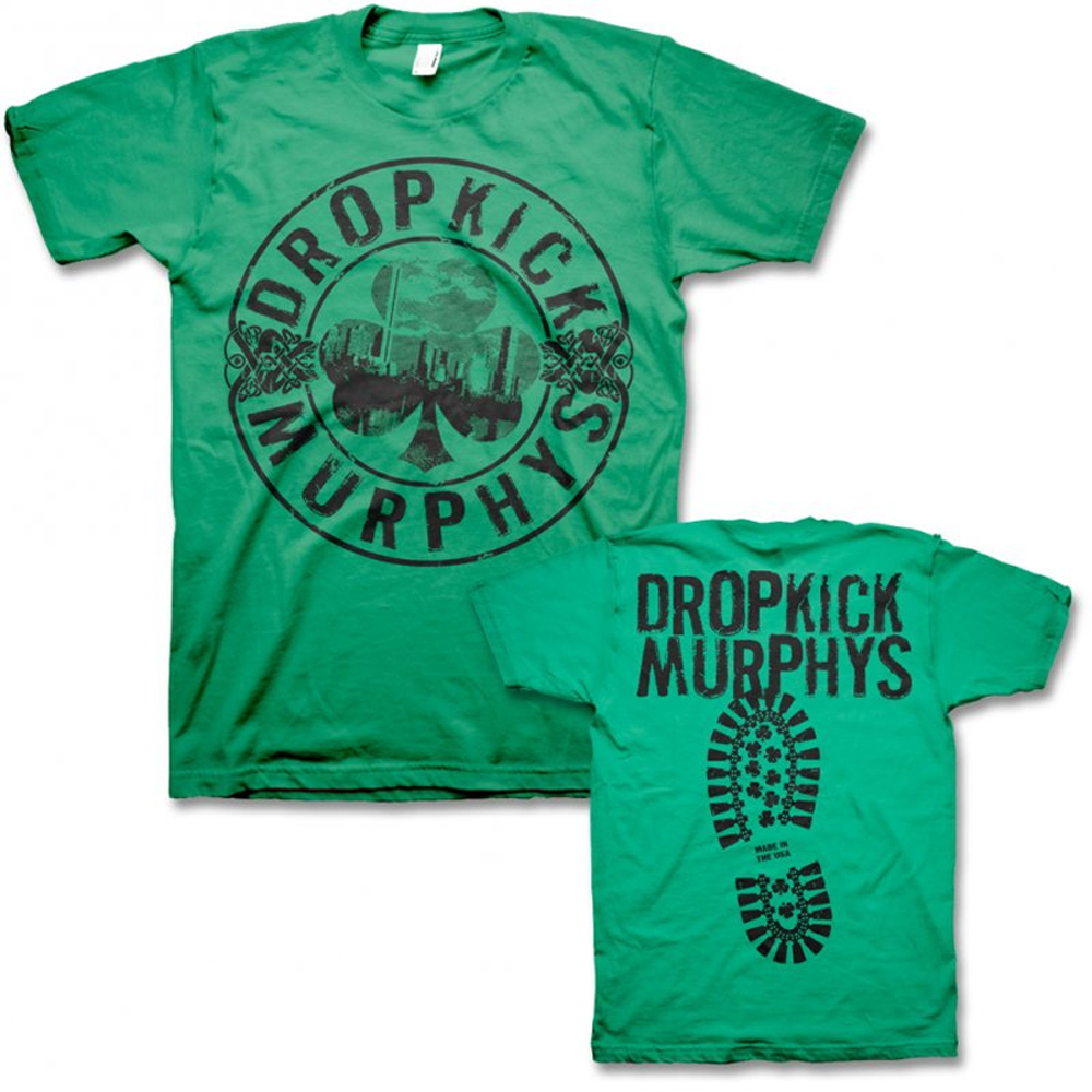 Dropkick Murphys - Boot (Kelly Green)