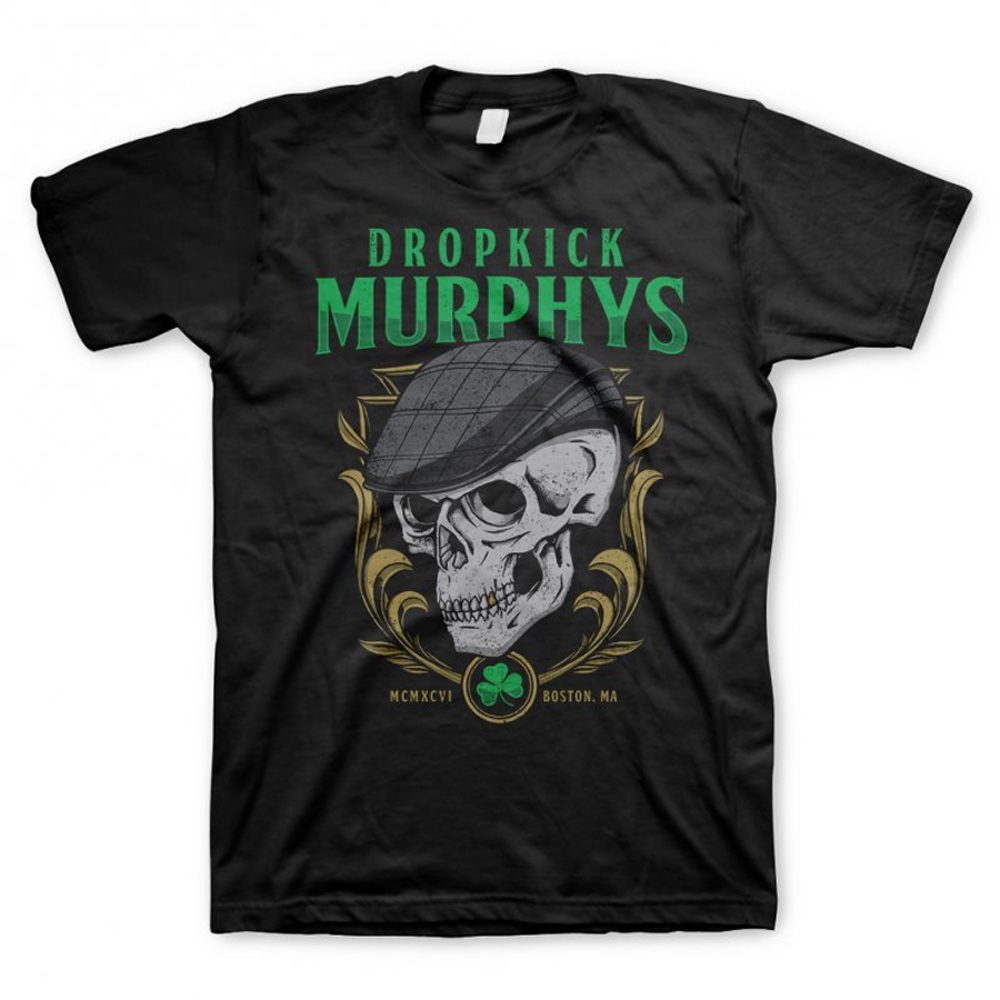 Dropkick Murphys - Skelly Skull