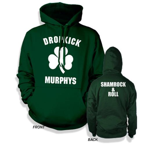 Dropkick murphys hoodie