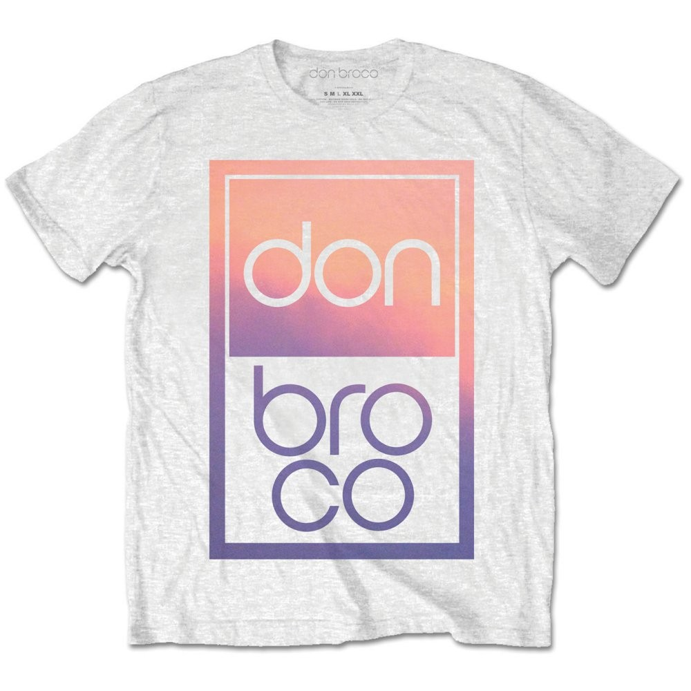 Don Broco - Gradiant (White)