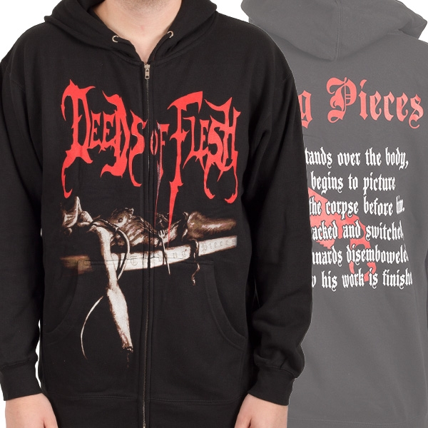 Deeds Of Flesh - Trading Pieces (Black)