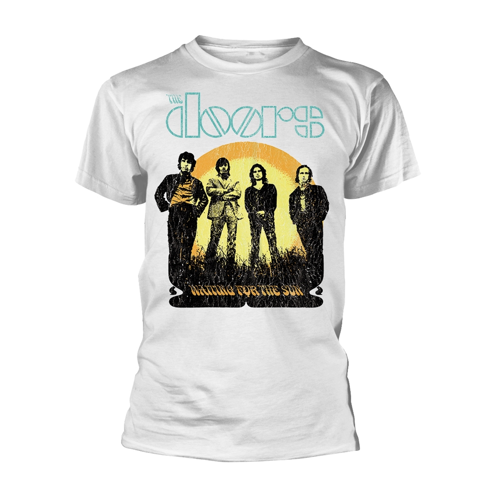 The Doors - Waiting For The Sun (White)