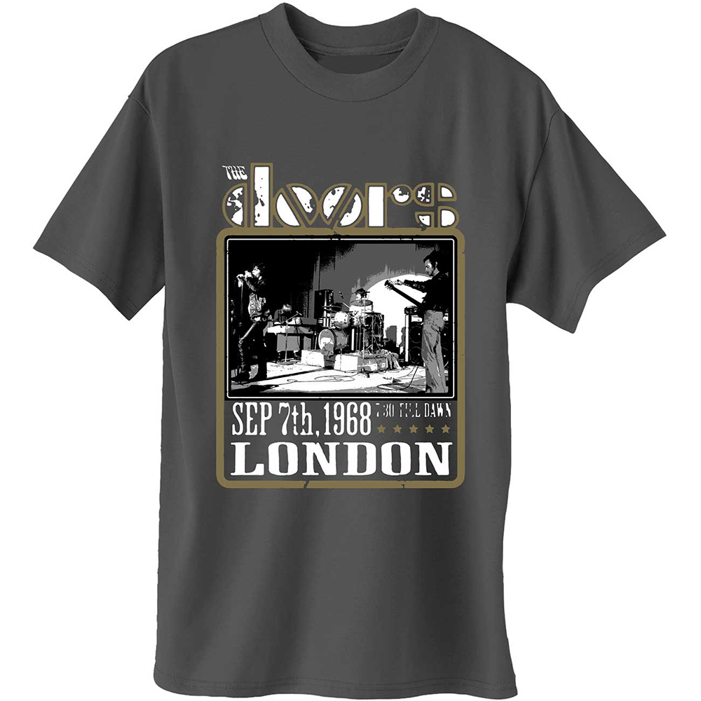 The Doors - Roundhouse London (Grey)