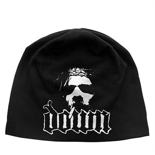 Down - Logo/Face (Black)