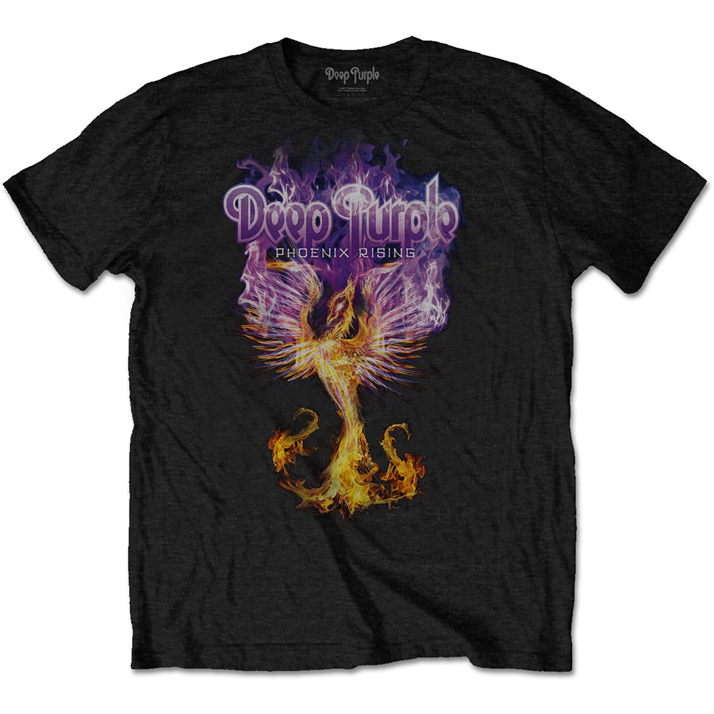 Deep Purple - Phoenix Rising (Black)