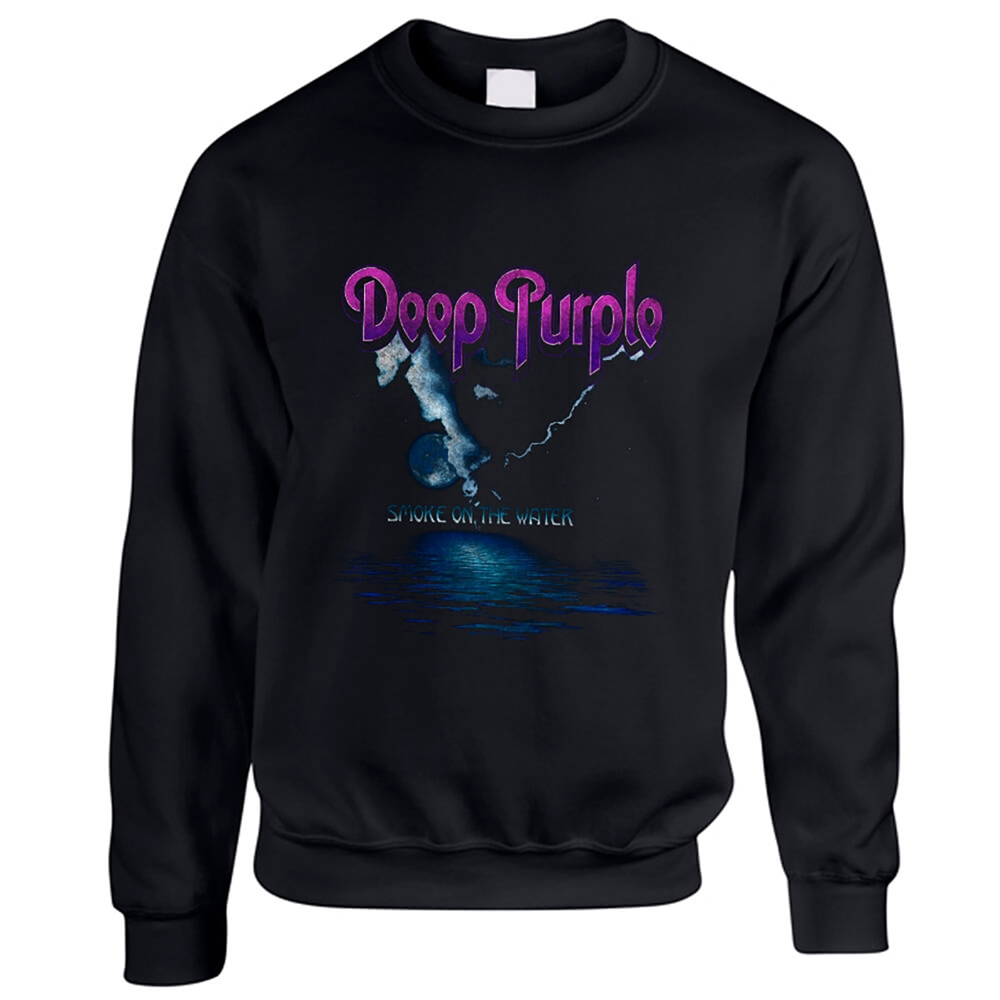 Deep Purple - Smoke On The Water (Sweatshirt)