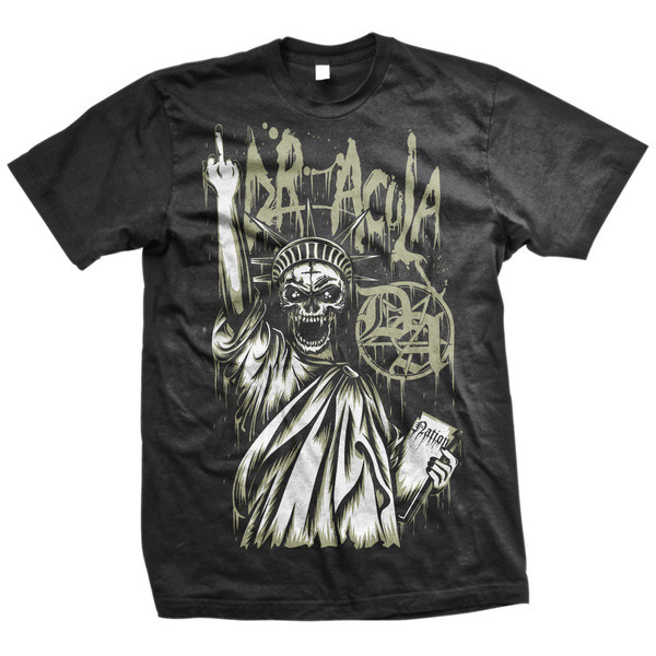 Dr Acula - Liberty (Black)