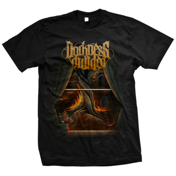 Darkness Divided - Window (Black)