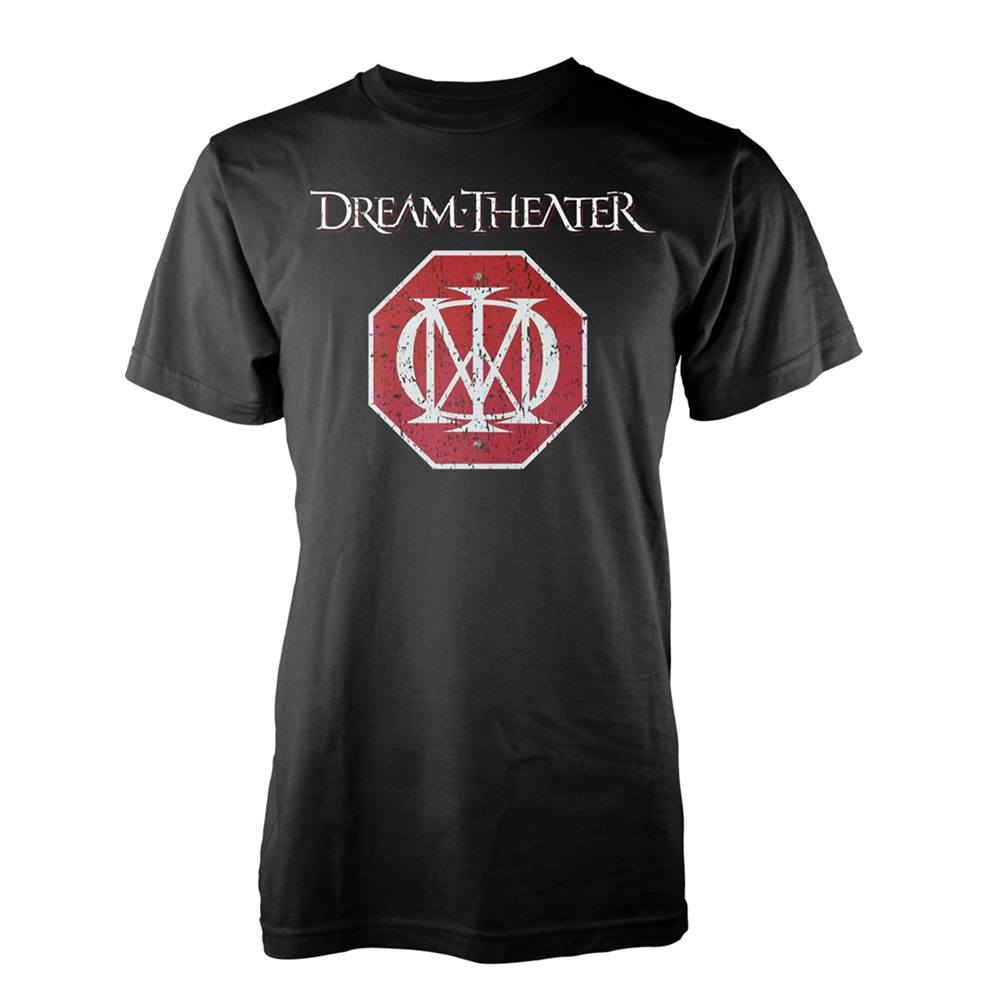 Dream Theater - Red Logo