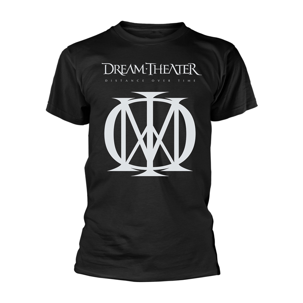 Dream Theater - Distance Over Time (Logo)
