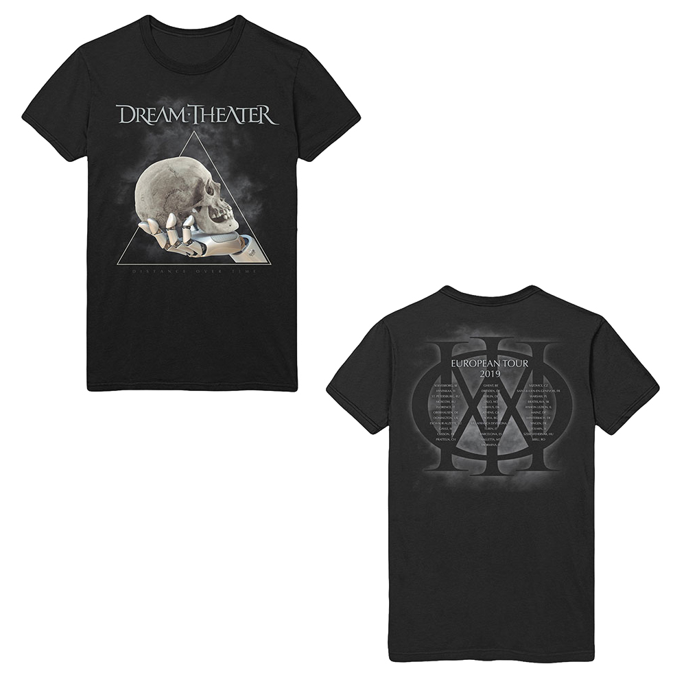 Dream Theater - Skull Triangle (Back Print)