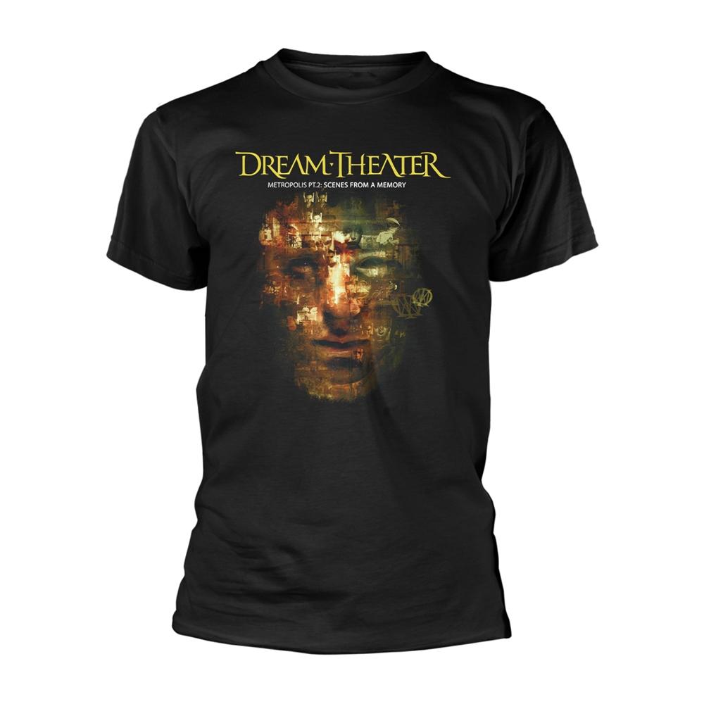 Backstreetmerch Metropolis Dream Theater T Shirt