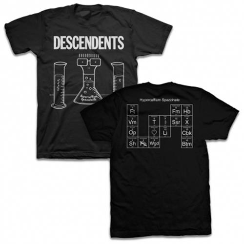 Descendents - Hypercaffium Spazzinate (Black)