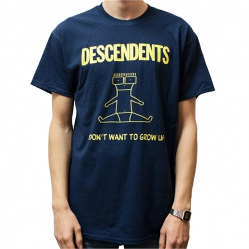 Descendents - I Don't Want to Grow Up (Navy)