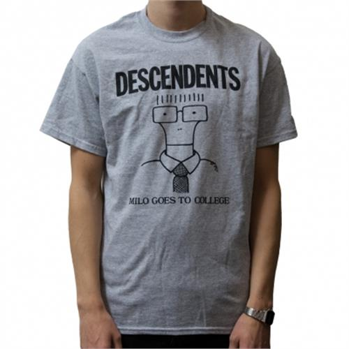 Descendents - Milo Goes To College (Sports Gray)