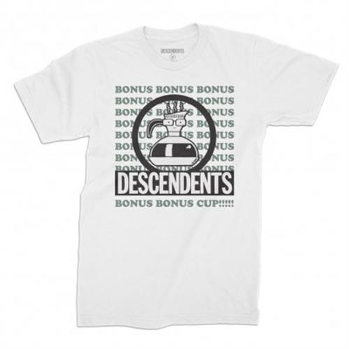 Descendents - Bonus Cup (White)