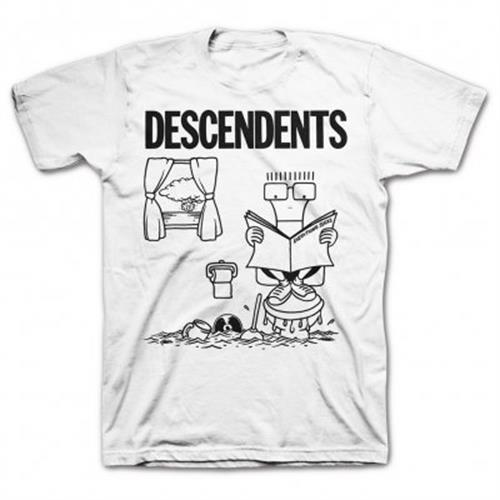 Descendents - Everything Sucks Full Art (White)