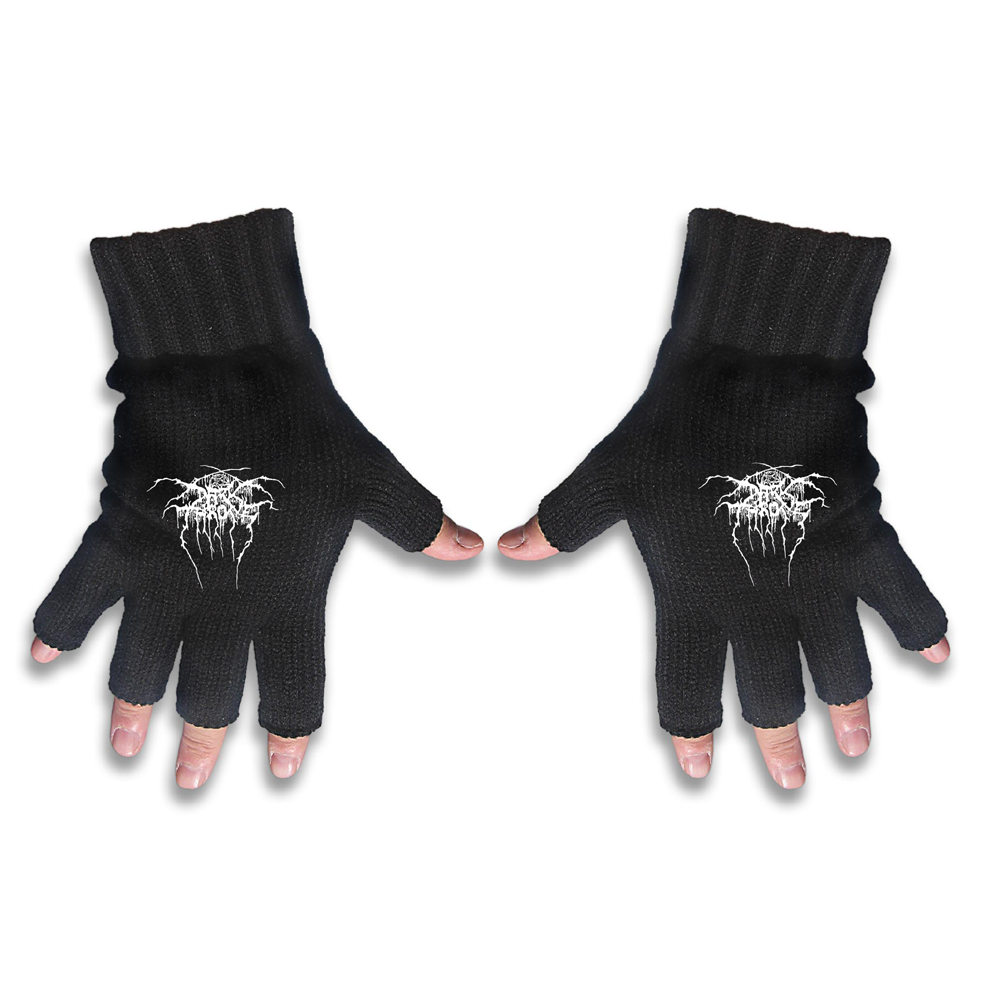 Darkthrone - Darkthrone Logo (Fingerless Gloves)