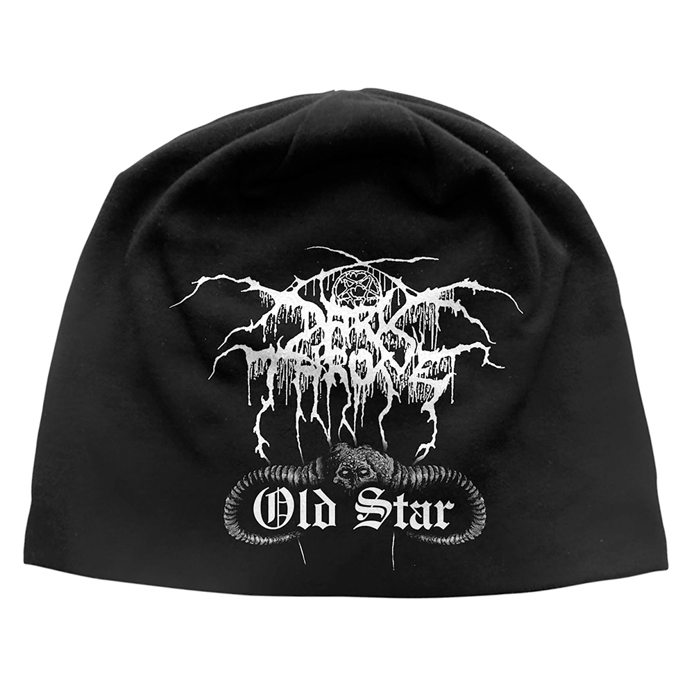 Darkthrone - Old Star (Discharge Beanie Hat)
