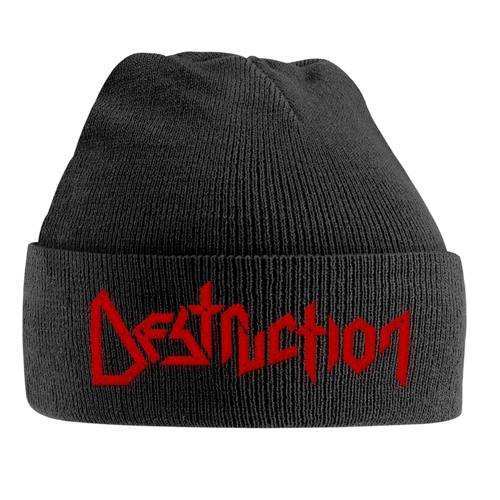 Destruction - Logo (Beanie)