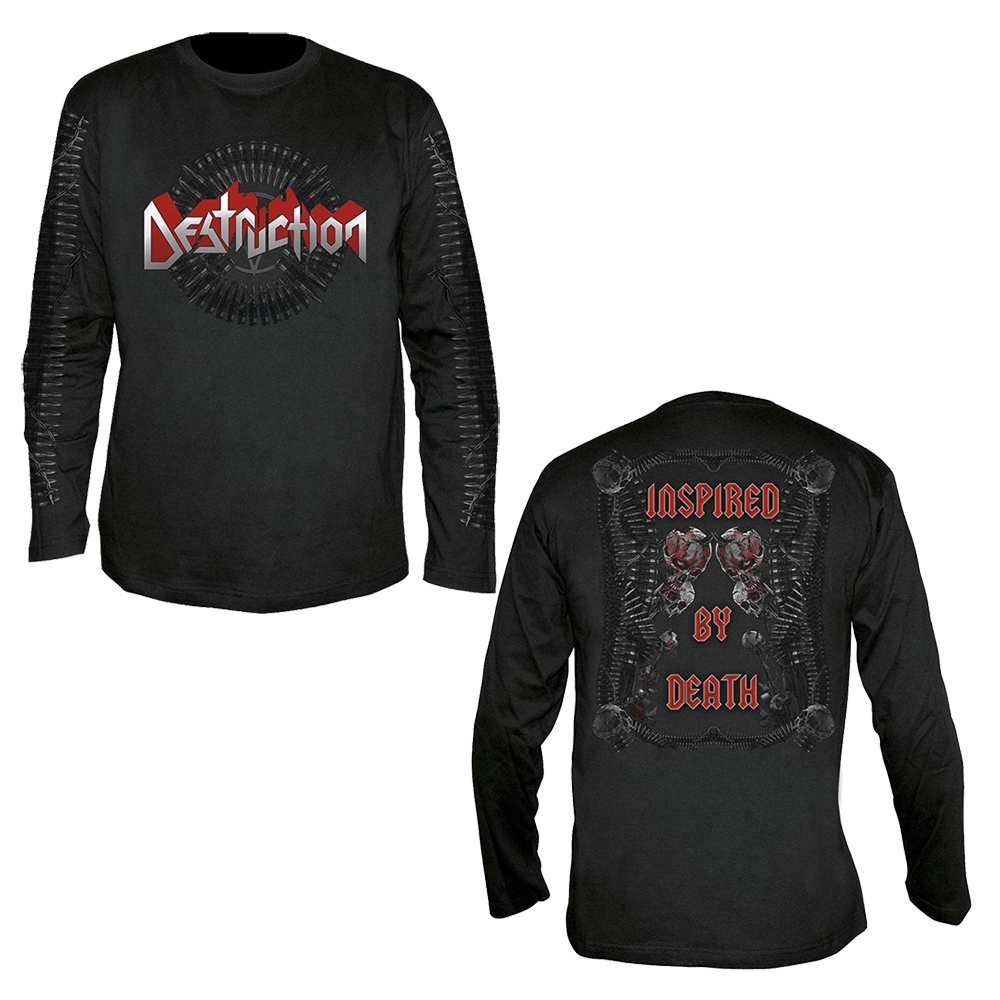 Destruction - Inspired By Death (Longsleeve)