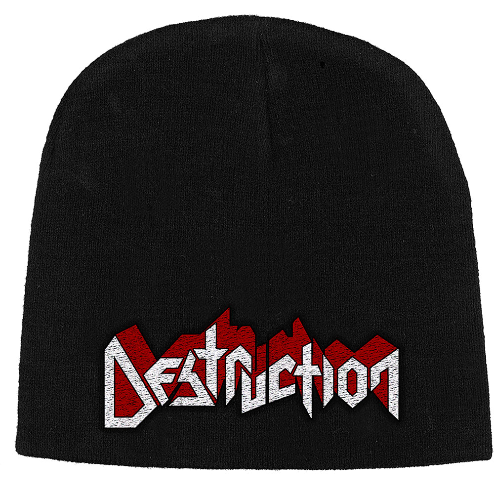 Destruction - Logo Beanie