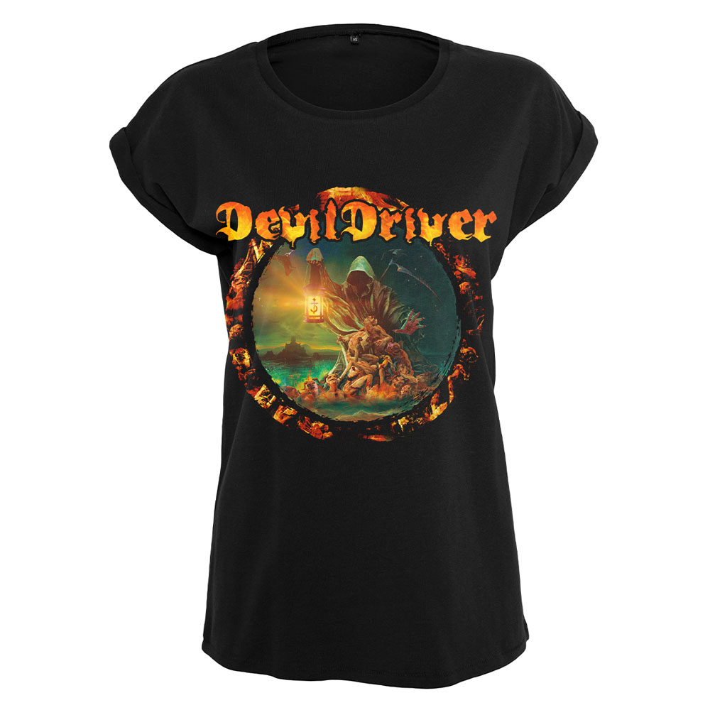 DevilDriver - Dealing With Demons Circle