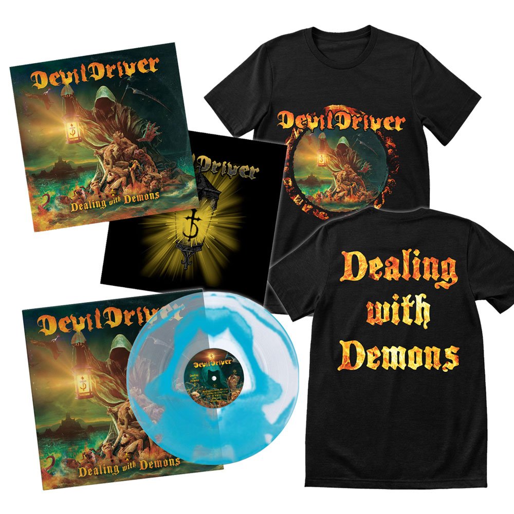 DevilDriver - Bundle 1 - Coloured Vinyl