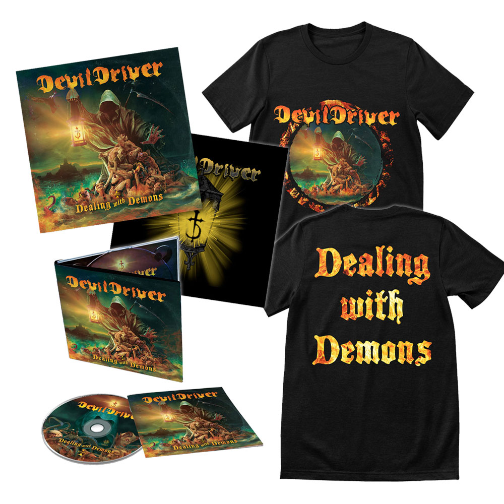 DevilDriver - Bundle 1 - CD