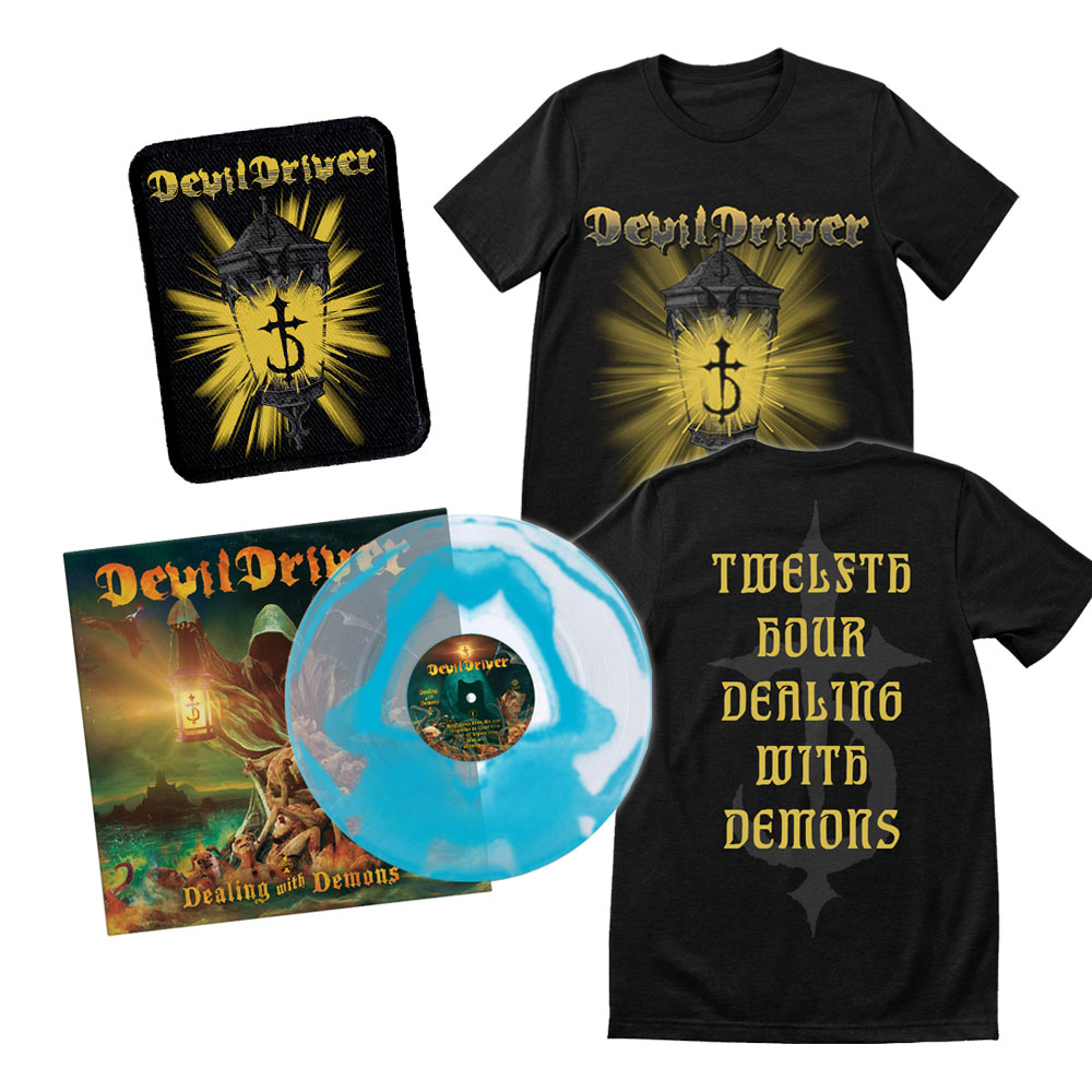 DevilDriver - Bundle 2 - Coloured Vinyl