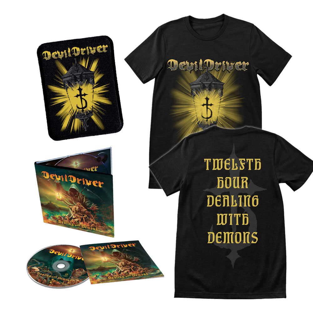 DevilDriver - Bundle 2 - CD