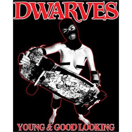The Dwarves - Young & Good Looking (Black)