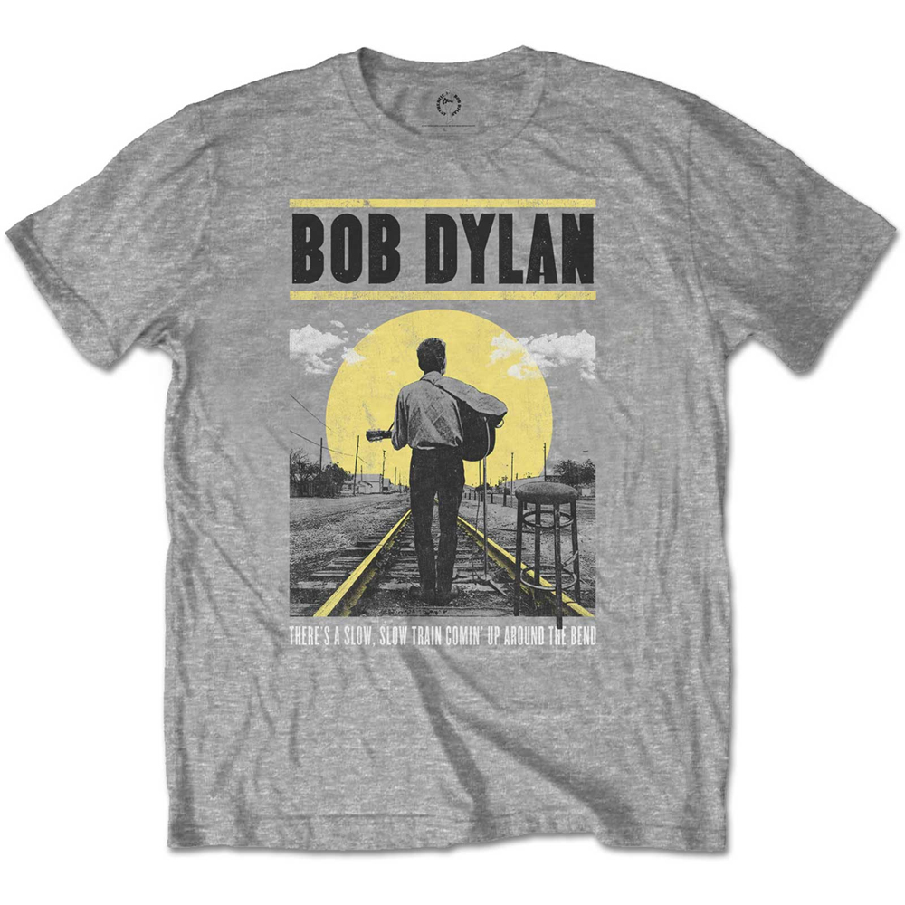 Bob Dylan - Slow Train