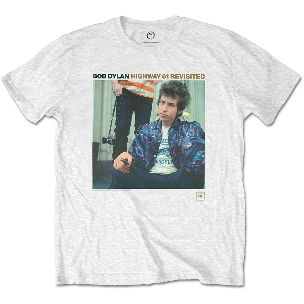 Bob Dylan - Highway 61 Revisited (White)