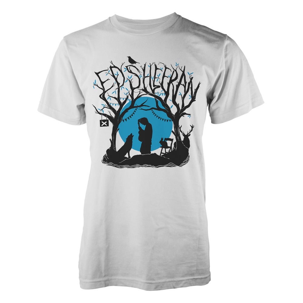 Ed Sheeran - Woodland Gig (Mens)