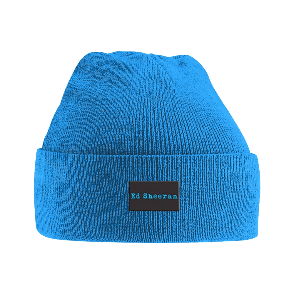 Ed Sheeran - Logo (Ski Hat)