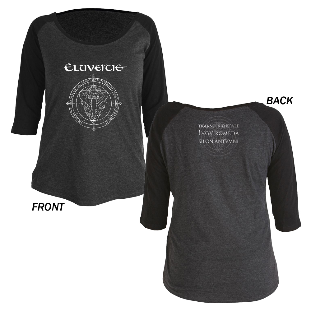 Eluveitie - Evocation II - Pantheon (Ladies Baseballshirt)