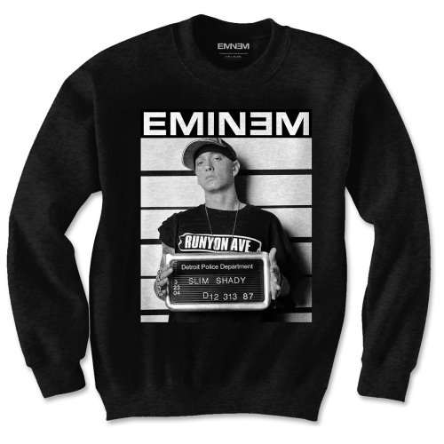 Eminem - Arrest (Black)